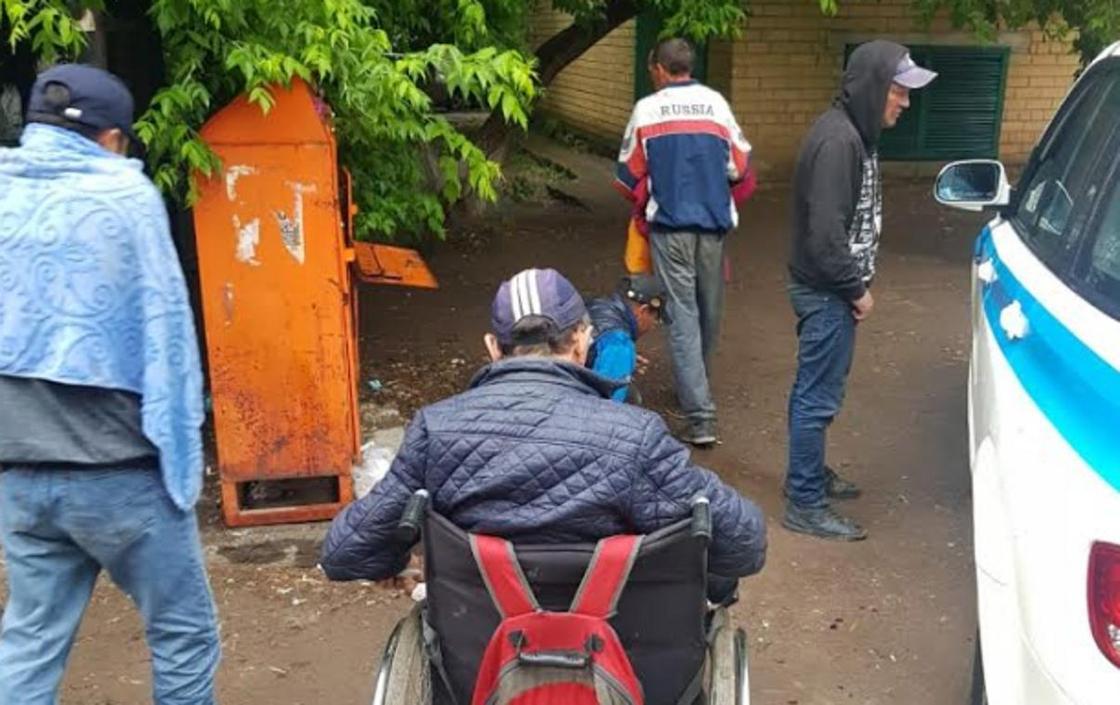 Пропавшую жительницу Акмолинской области нашли среди бомжей в Нур-Султане (фото)