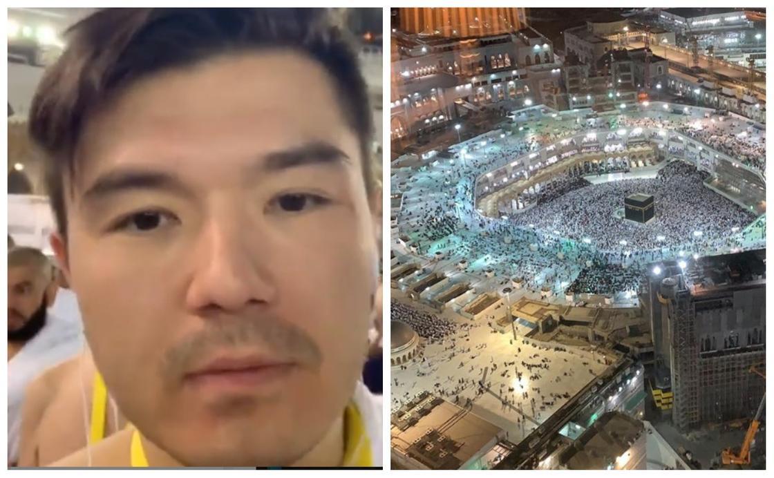 Айсұлтан Назарбаев Меккеге барып, қажылық парызын өтеді (видео)