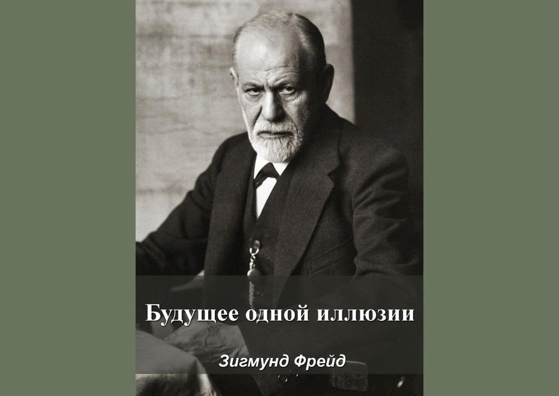 Обложка книги «Будущее одной иллюзии»