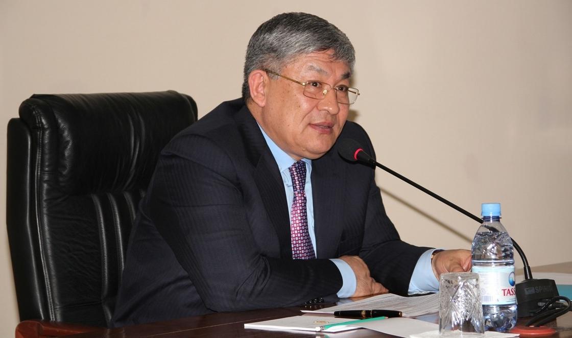 Крымбек Кушербаев назначен государственным секретарем Казахстана