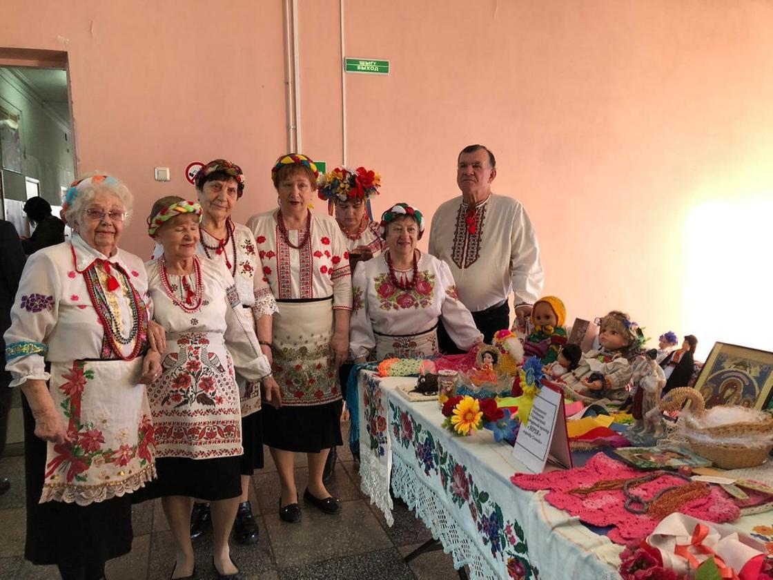 Фестиваль ремесленников прошел в Семее