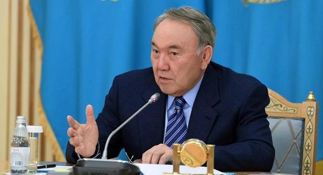 Нұрсұлтан Назарбаев қазақстандықтарға үндеу жолдады