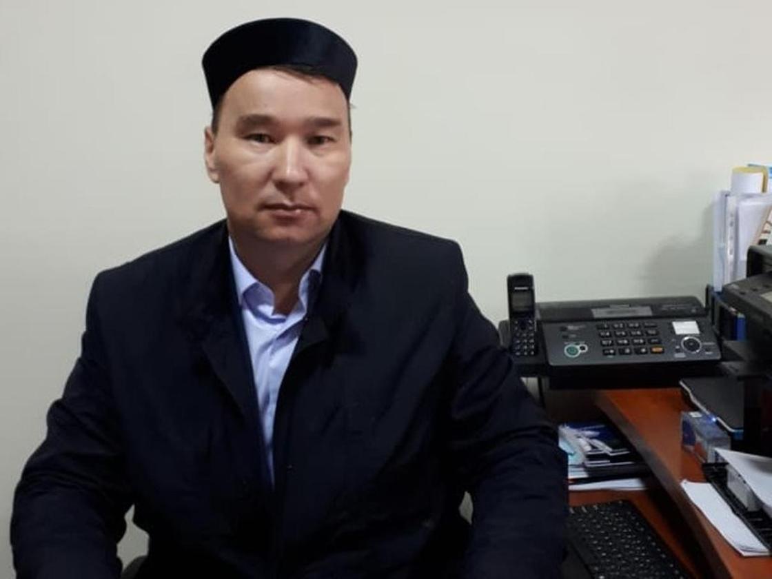 Мұхамеджан Естеміров. Фото: otyrar.kz