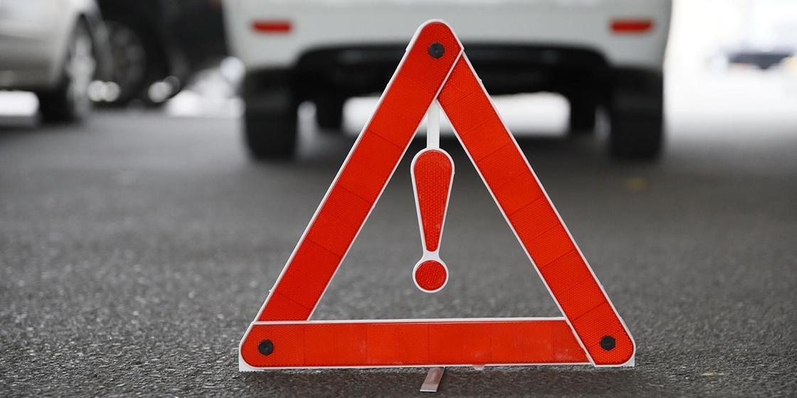 Пассажирский автобус под управлением казахстанца попал в аварию в России