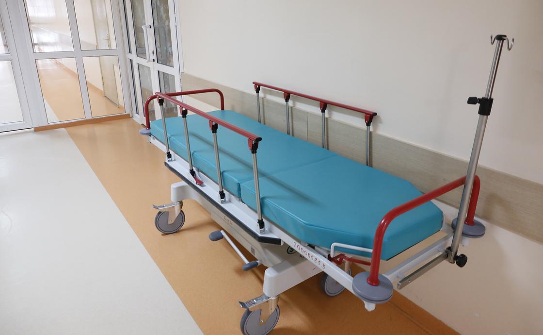 Об умершем от коронавируса в Алматы рассказали в управздраве