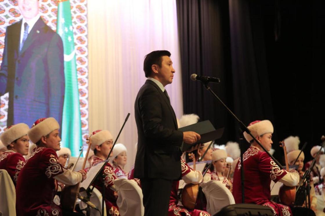 В Ашхабаде завершились Дни Культуры Казахстана в Туркменистане