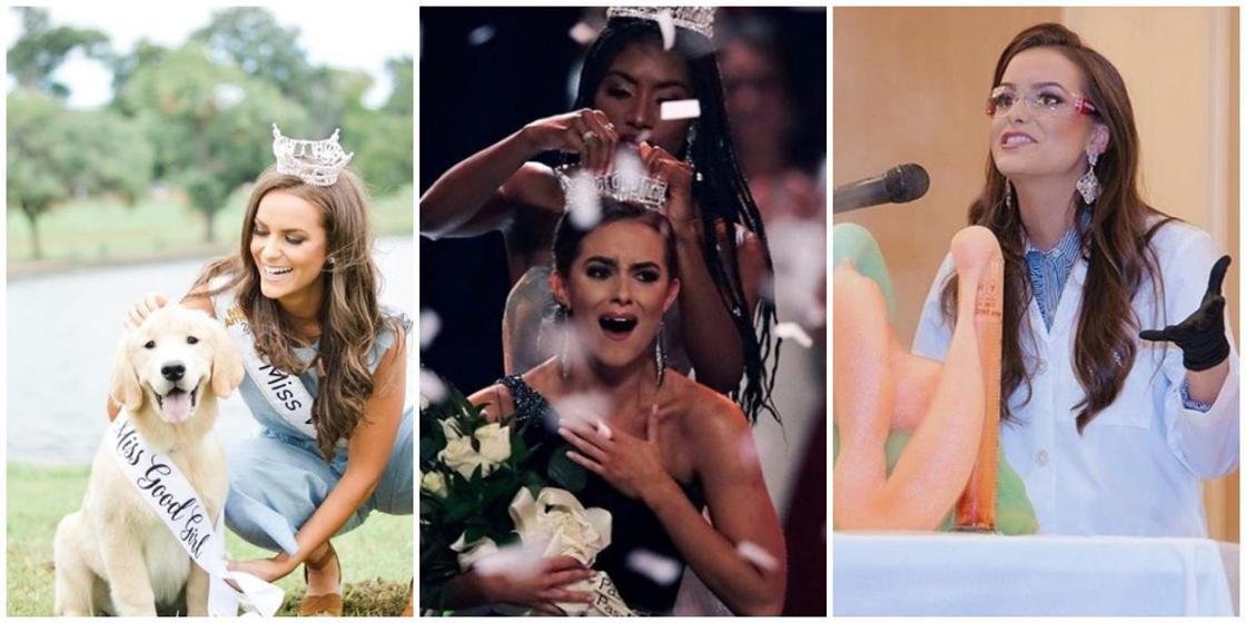 Студентка-фармацевт получила титул «Мисс Америка – 2020»