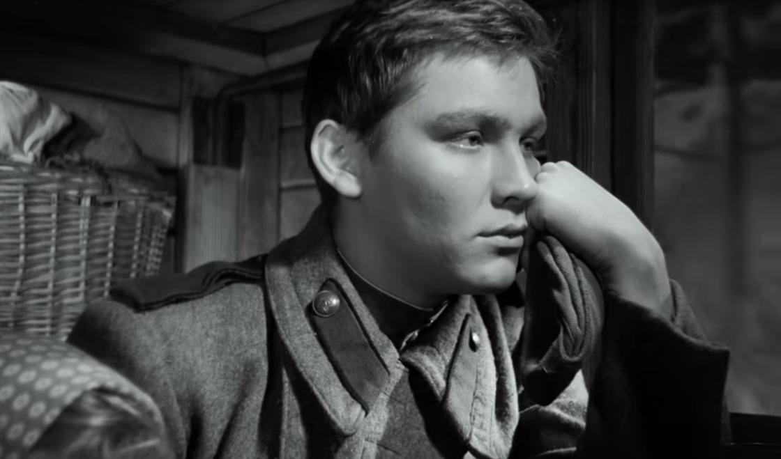 Лучшие военные фильмы: Баллада о солдате