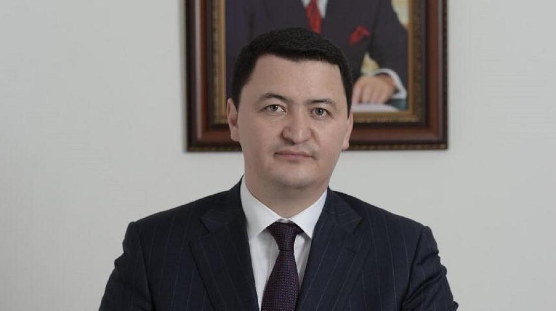 Надыров Алматы қоғамдық денсаулық сақтау басқармасының басшысы болды