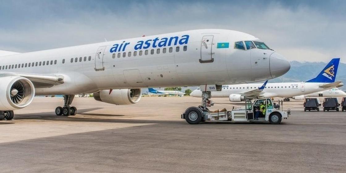 Air Astana Делиге қайта ұшатын болды