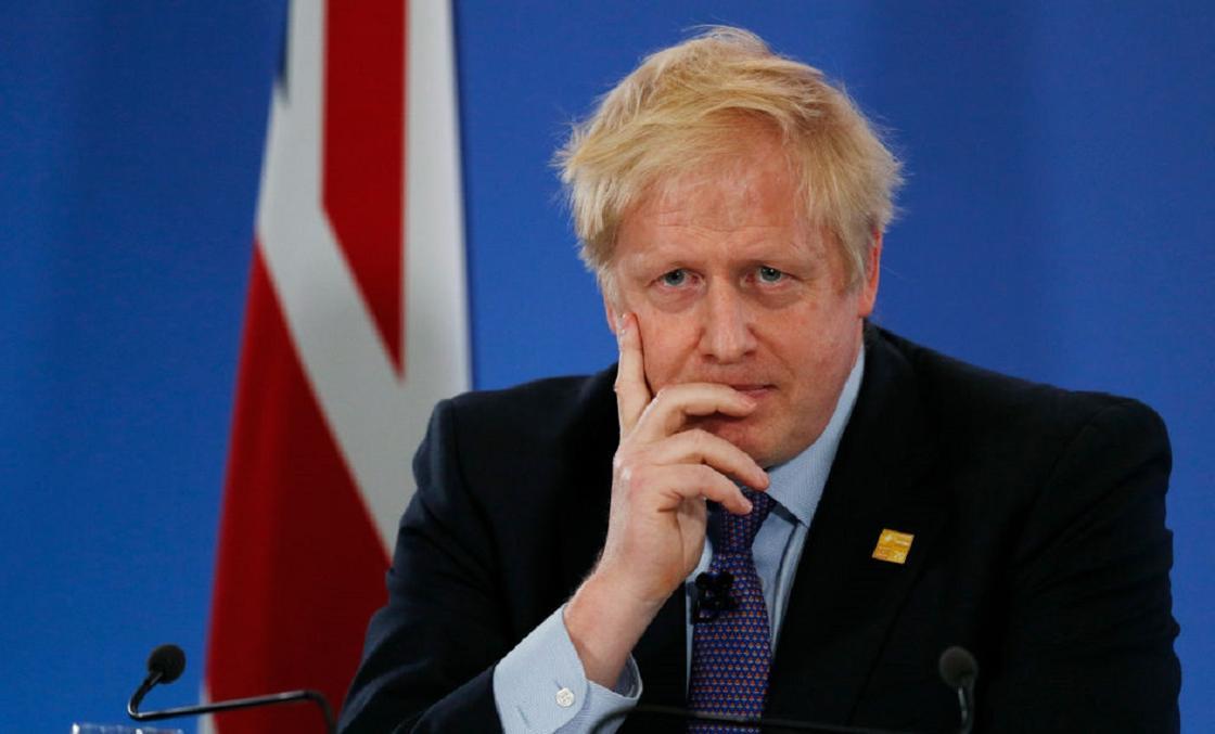 Борис Джонсон заявил, что заразился коронавирусом