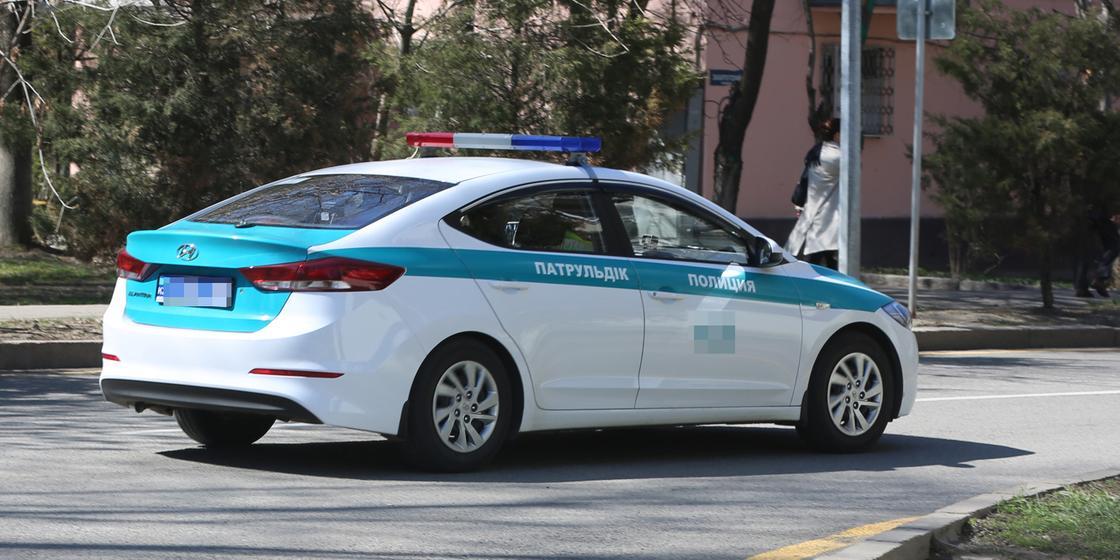 Сотрудников областной и городской прокуратур эвакуировали в Талдыкоргане