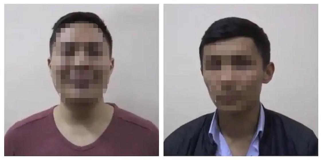 Видео с раскаянием активных участников митингов в Алматы показала полиция