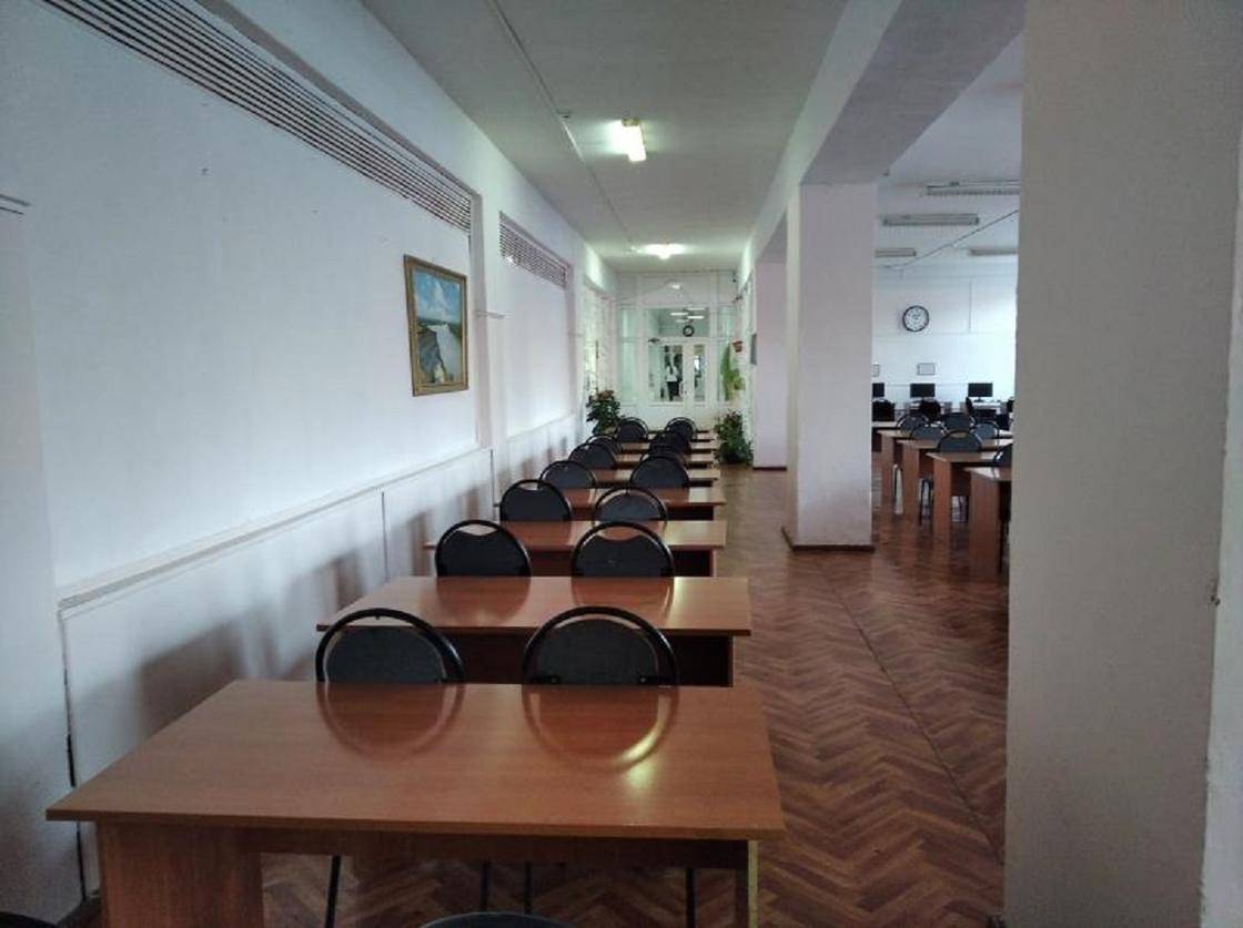 Помещение медколледжа в Уральске