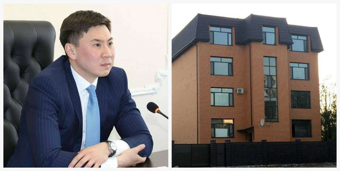 Квартира за 50 млн тенге: что известно о молодом акиме Павлодара