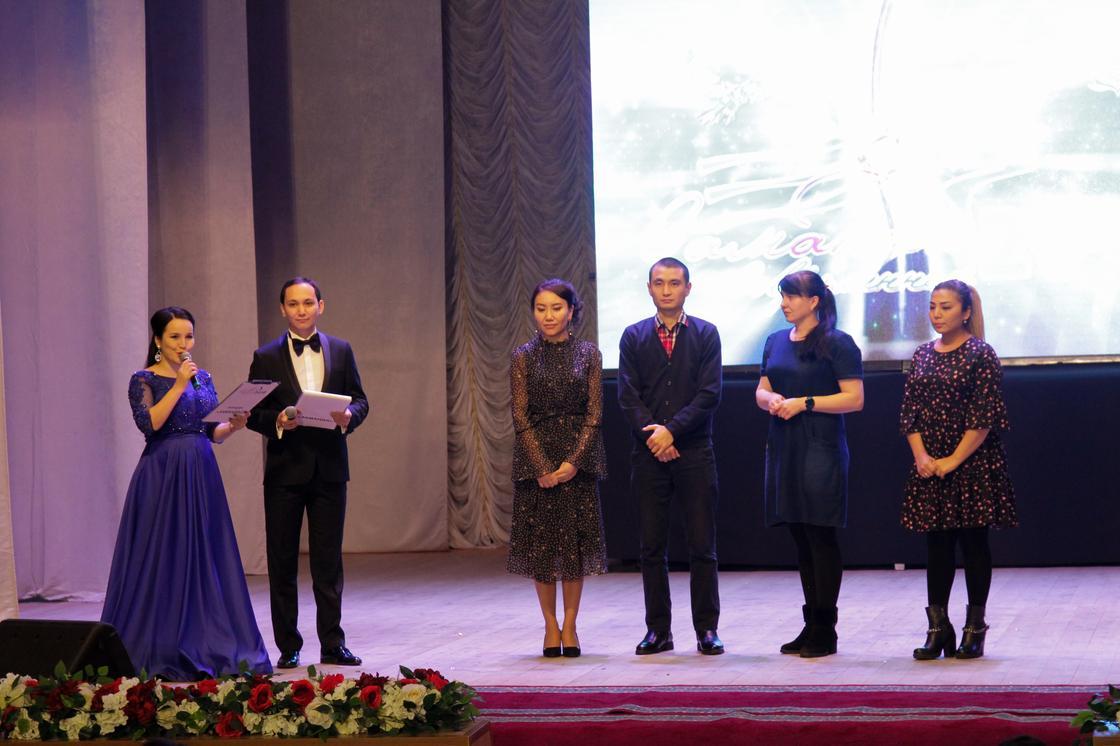 «Замандас-2018»: в Караганде наградили лучших горожан
