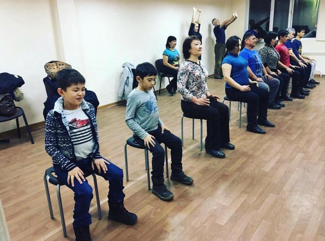 Zhas Project шагает по стране: Возрождение древней лечебной казахской гимнастики