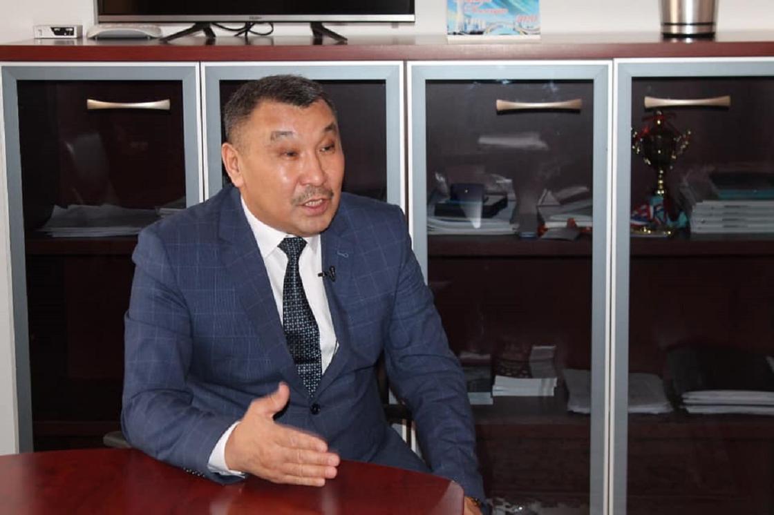 Стала известна причина смерти главного санврача Алматинской области