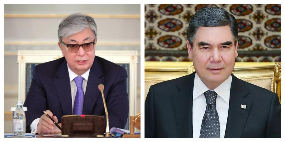 Бердымухамедов поздравил Токаева с уверенной победой на выборах