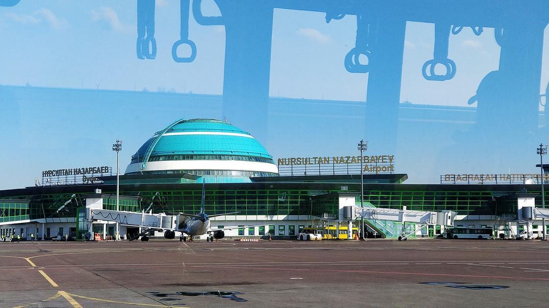 Иностранный студент пытался вылететь из Казахстана с чужим паспортом
