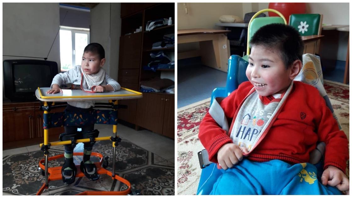 Казахстанские блогеры Yuframe организовали сбор помощи для мальчика из Усть-Каменогорска
