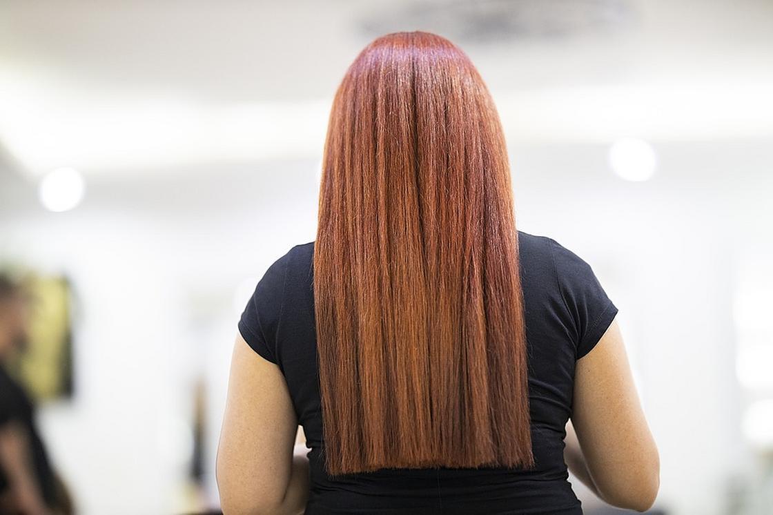 Как смыть краску с волос: эффективные способы