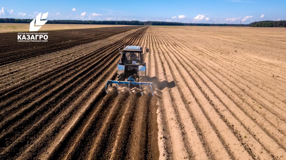 Холдинг «Казагро» Увеличивает Масштаб Поддержки Фермеров
