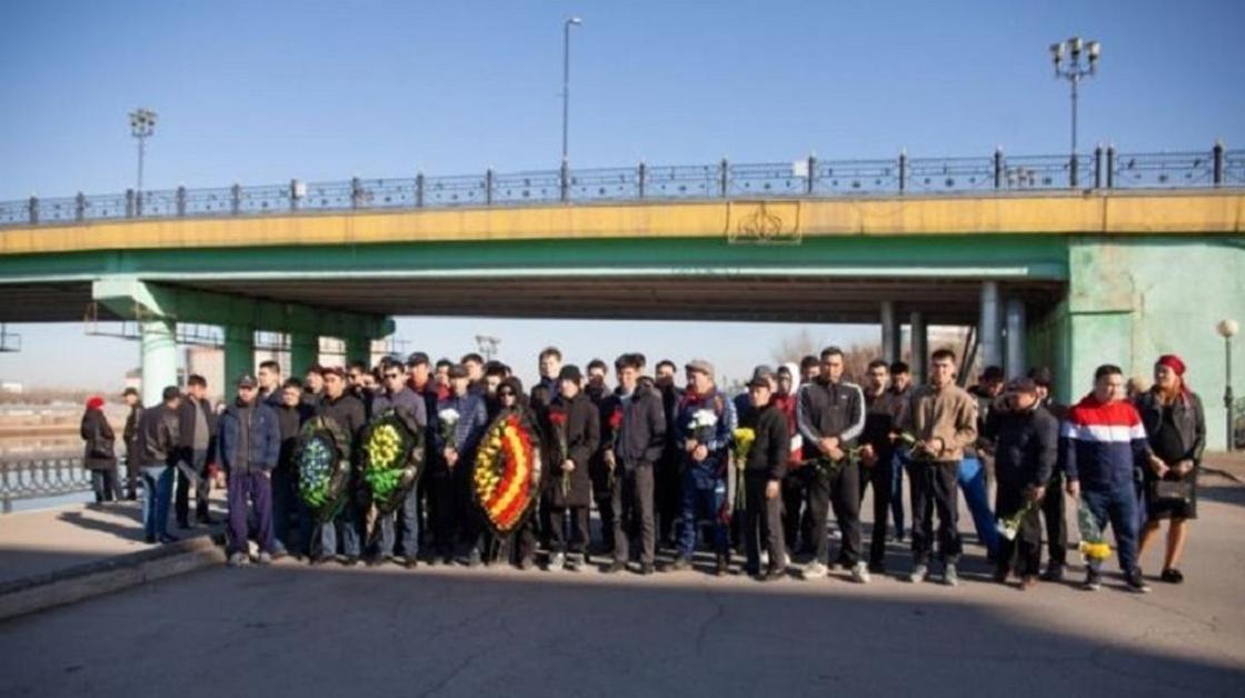 Дариға Назарбаева қайтыс болған атыраулық полицейдің отбасына көңіл айтты