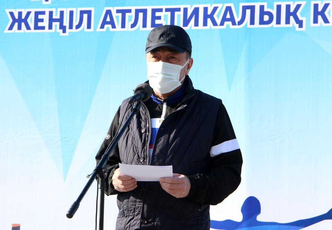Ганибек Казантаев