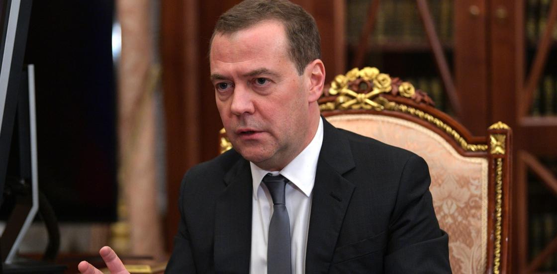Дмитрий Медведев. Фото: Kremlin.ru