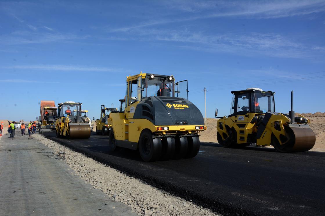 Для развития транзитного потенциала в Мангистау реализуются 9 проектов на 215 млрд. тенге