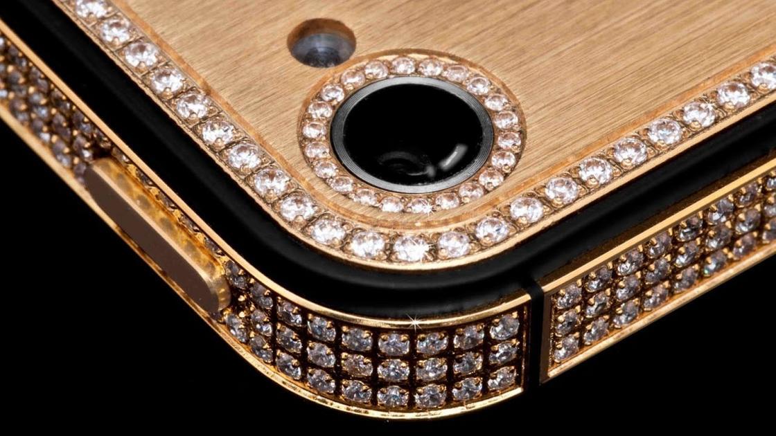 iPhone 5 Diamond Black