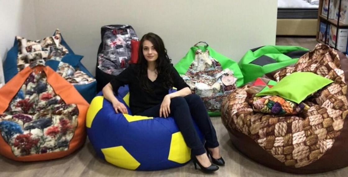 НЕ ВКЛЮЧАТЬ: Как 21-летняя Эриетта Дукоян накопила с зарплаты на собственный бизнес