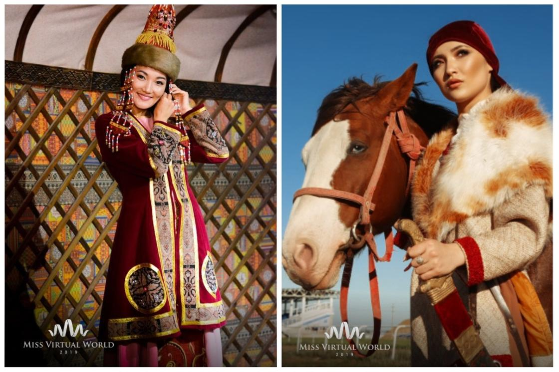 """10 красавиц поборются за право представлять Казахстан на конкурсе """"Miss Virtual World"""""""