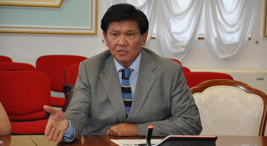 Из-за чего в стране может возникнуть бардак, рассказал Ертысбаев