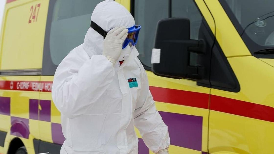 Елде коронавирус жұқтырған тағы 335 адам тіркелді