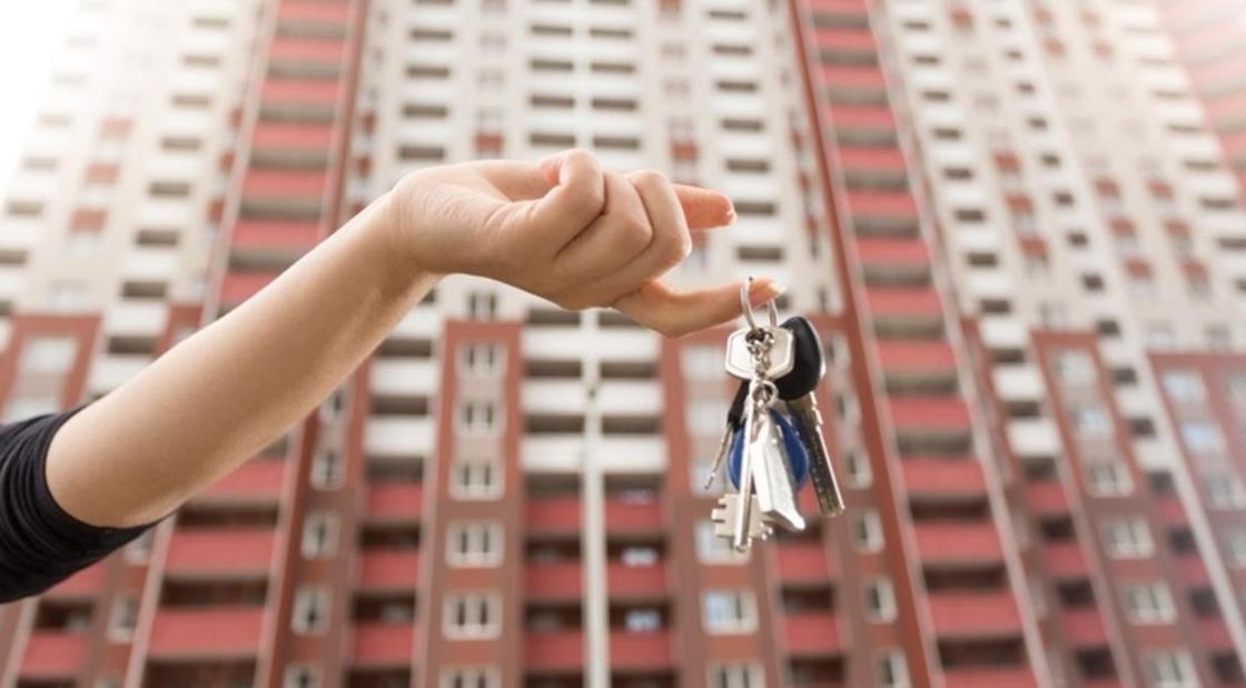 Казахстанцы могут накопить на квартиру в строящемся доме за два года