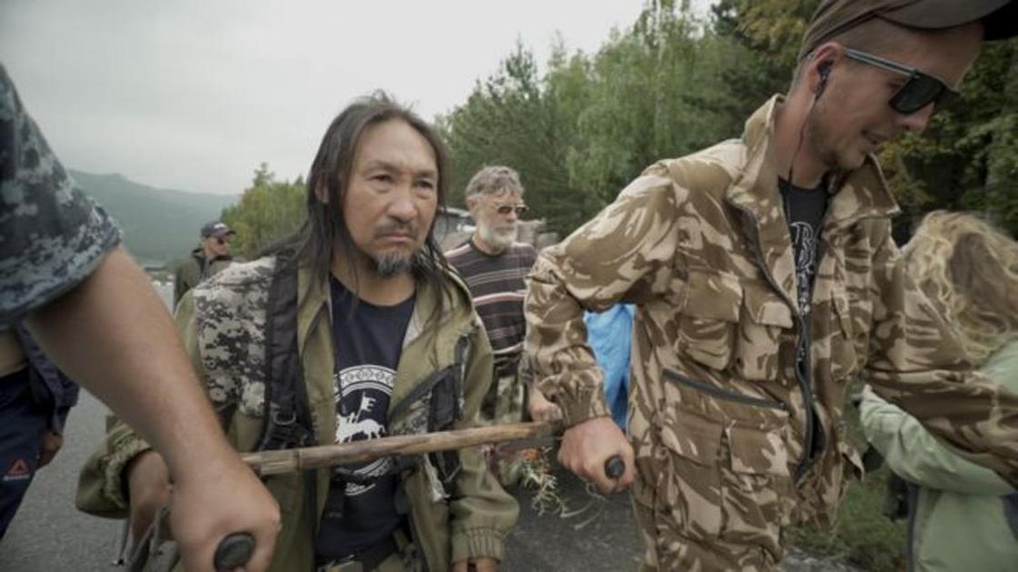 "В Бурятии задержан шаман, который шел ""изгонять Путина"""