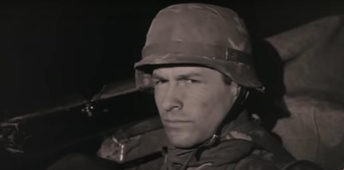 Лучшие военные фильмы: «Мерседес» уходит от погони