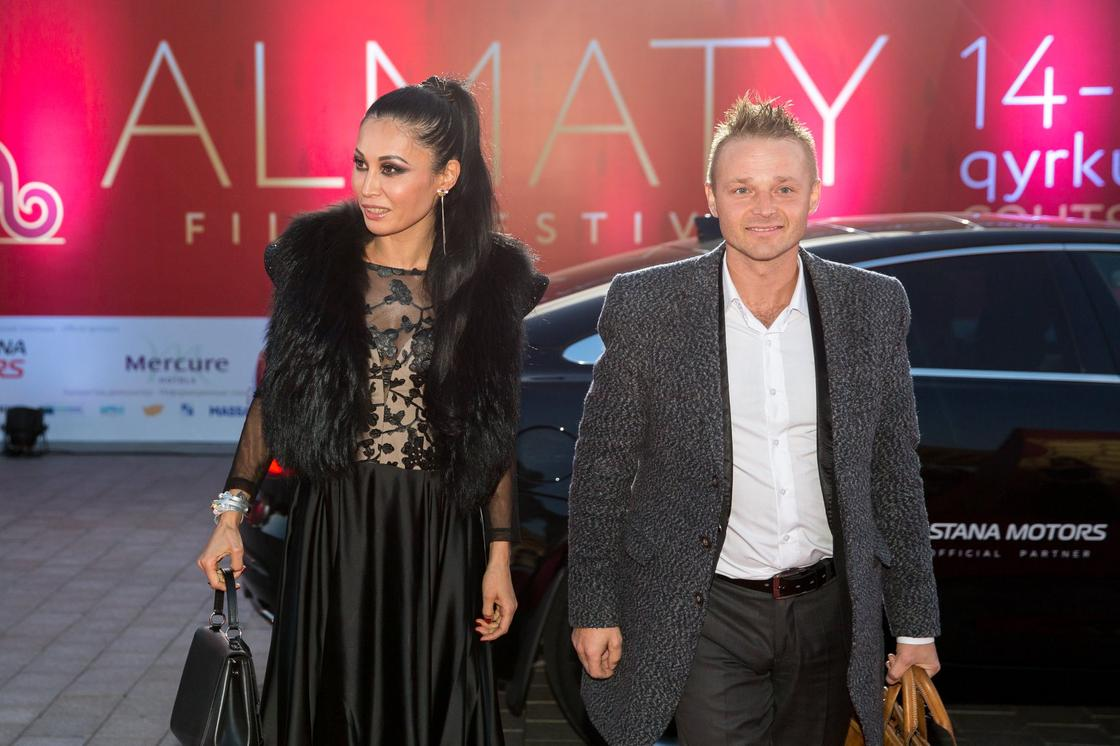 Самые странные образы звезд на кинофестивале в Алматы
