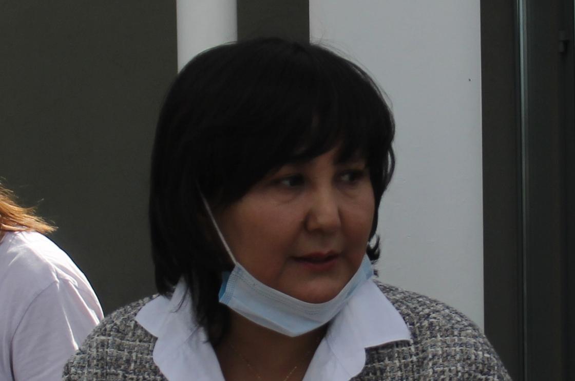 Гульнар Ситпаева