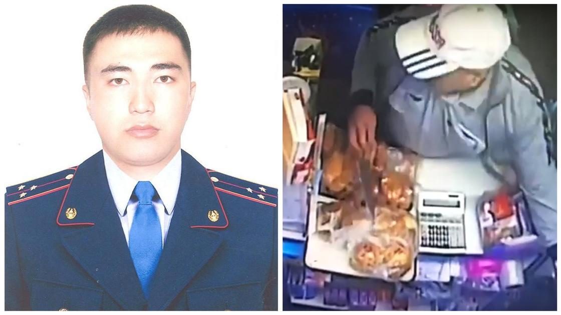 Вооруженное нападение на магазин произошло в Алматы