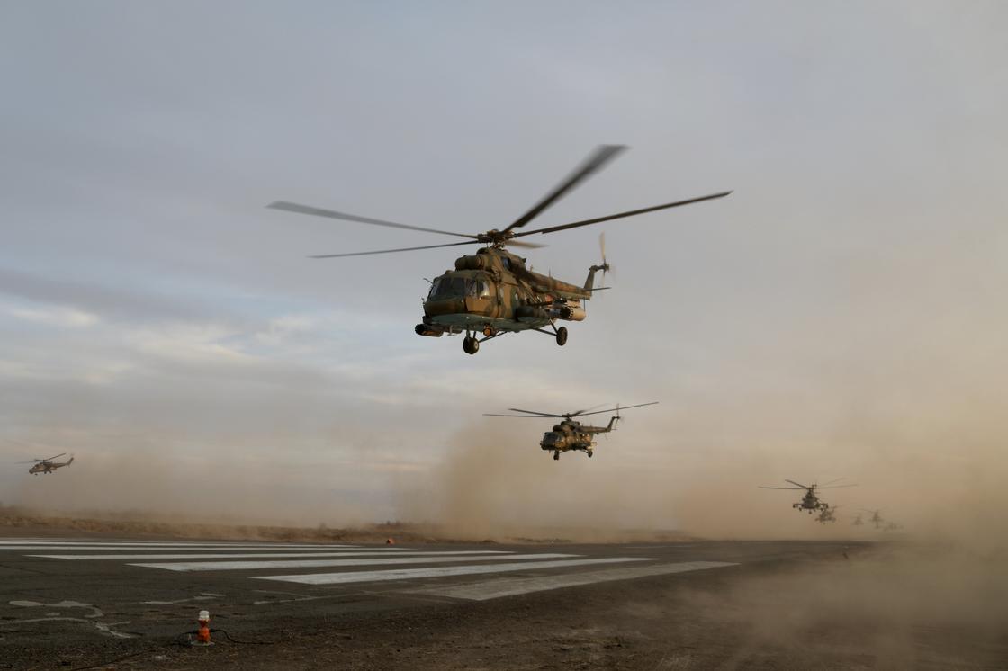 Комиссия Министерства обороны проверила ход боевой подготовки войск