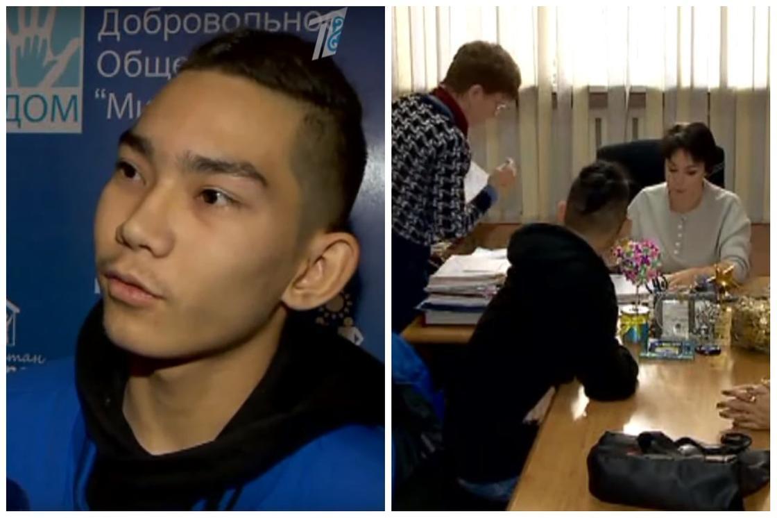 Директора интерната, откуда сбежал подросток, освободили от должности в Алматы