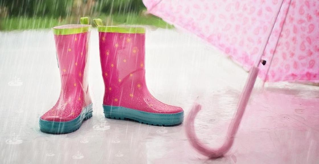Дождь и грозы ожидаются в Казахстане