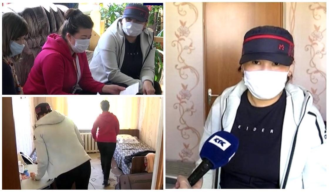 Прибывшие из Германии пассажиры застряли в Уральске