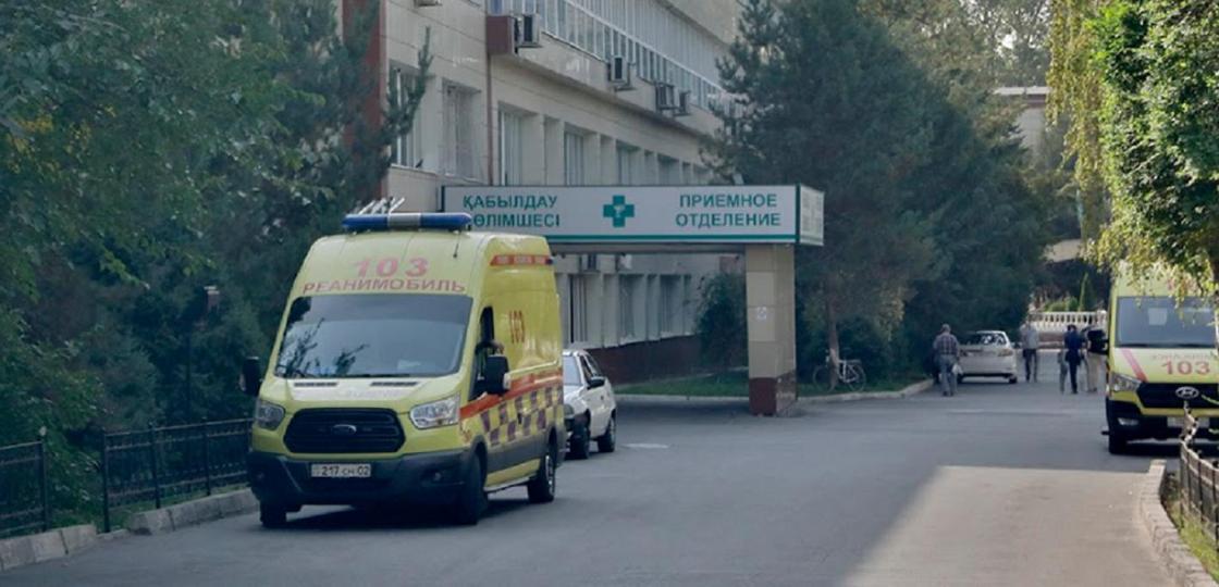 В Казахстане снизилась смертность от иных, кроме коронавируса, болезней