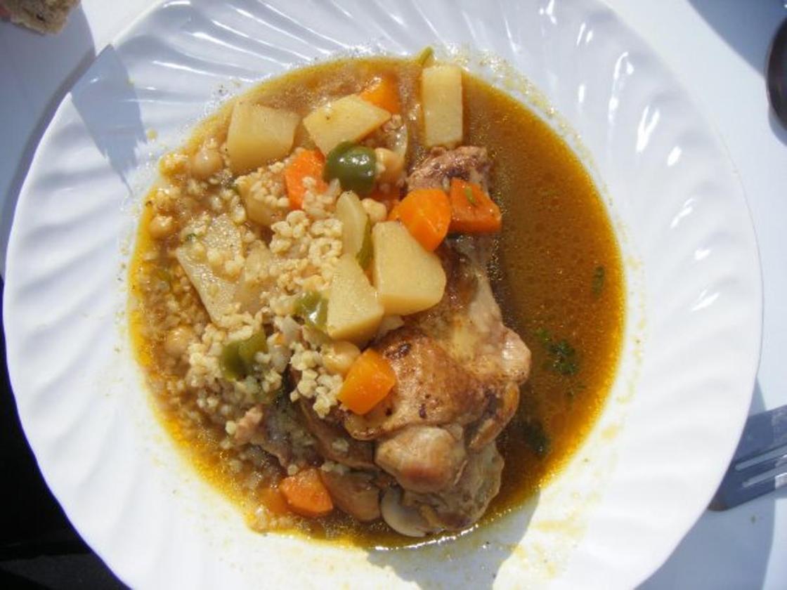 Узбекская кухня: популярные блюда и рецепты