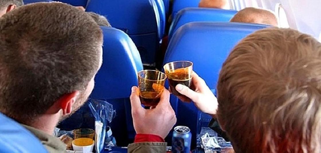 Нетрезвого россиянина сняли с авиарейса «Астана-Инчхон» в Астане