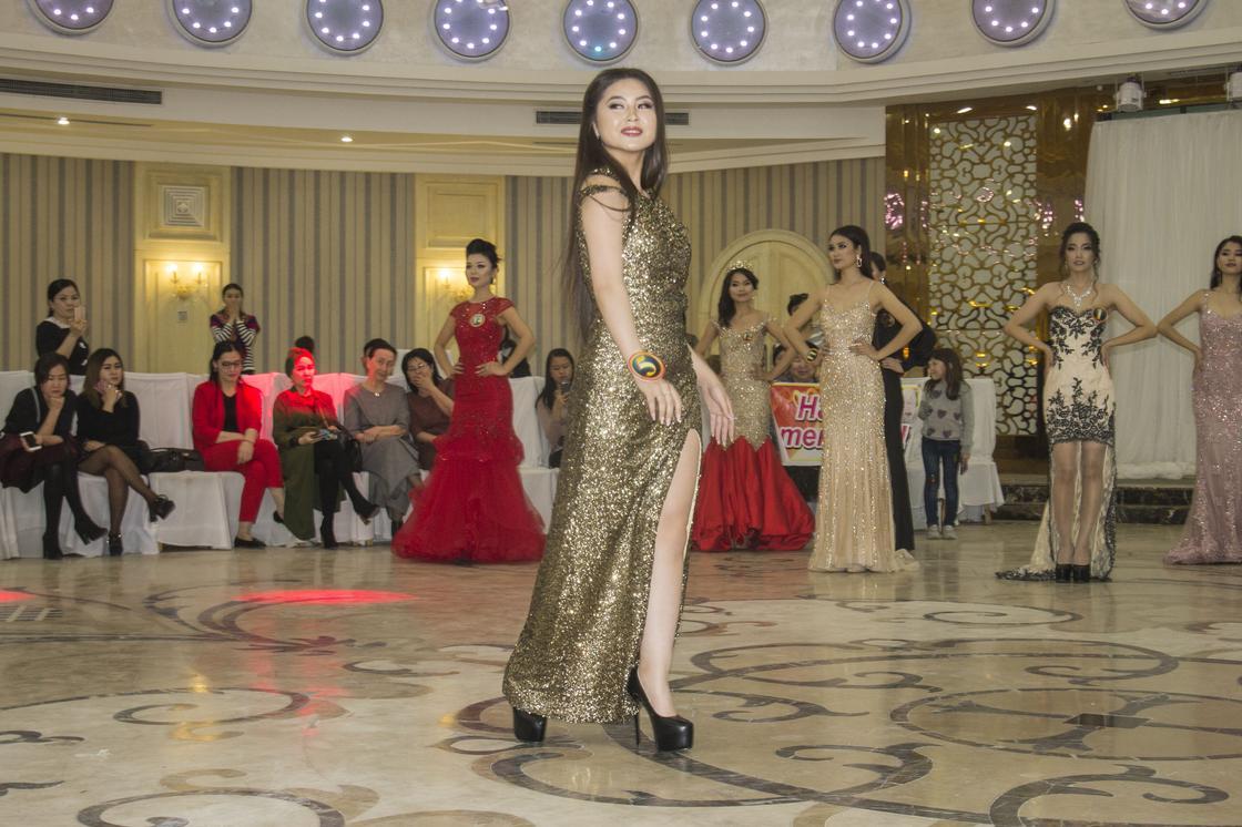 """16 жастағы ару """"Мисс Қызылорда"""" атанды (фото)"""